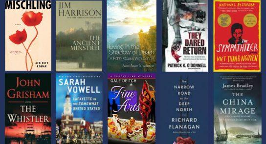 Rabbi James Michaels' Reading List book covers