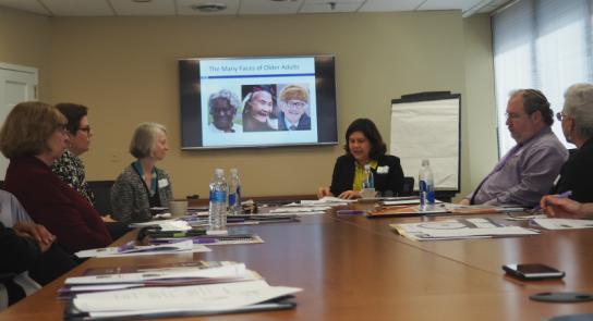 Elder Safe Program Discussion