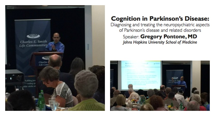Cognition in Parkinson's