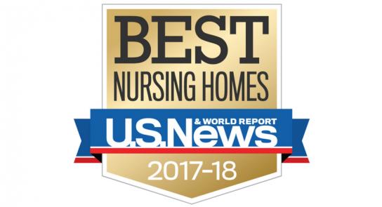 CESLC Hebrew Home Named Best Nursing Home