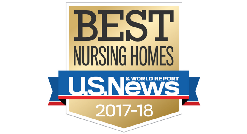 "U.S. News Names Hebrew Home of Greater Washington a ""Best Nursing Home"""