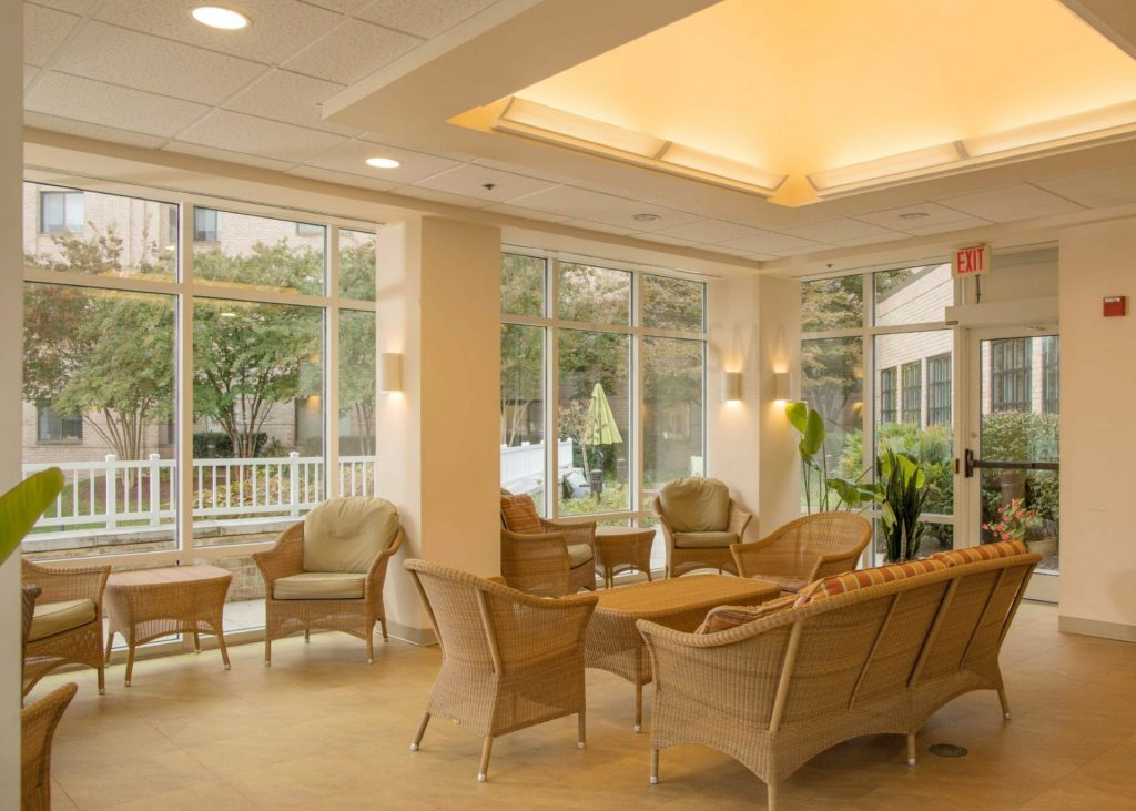 Interior of Residence at Charles E Smith Life Communities