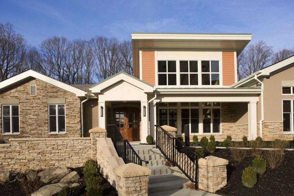 CohenRosen House Exterior