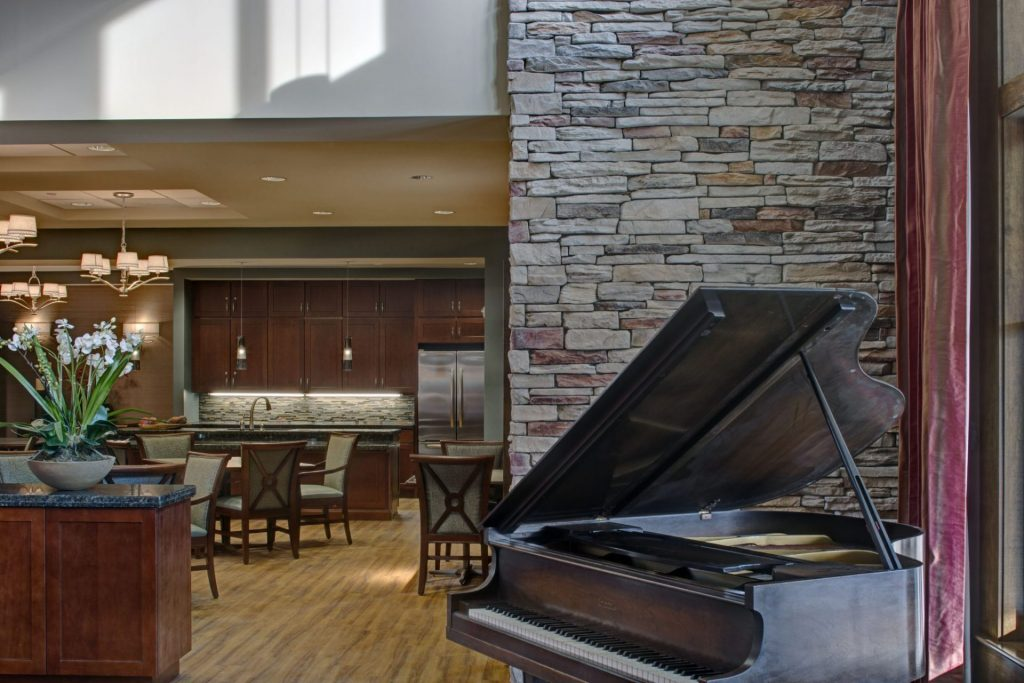 CohenRosen House Piano
