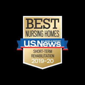 Best Nursing Homes - U.S. News & World Report logo