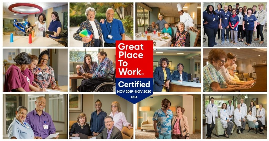 """CESLC """"Great Place To Work Certified"""" collage - Nov 2019 - Nov 2020 USA"""
